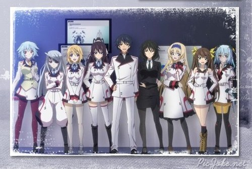Infinite stratos season 2 episodes